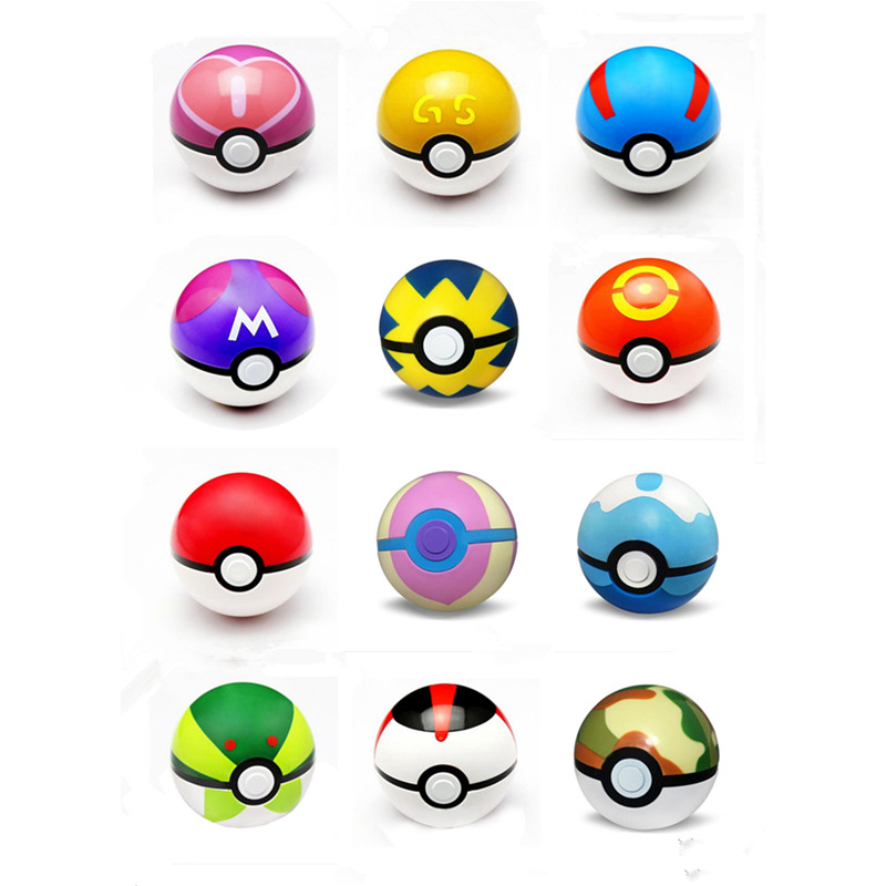 Pokemon Pokeballs List