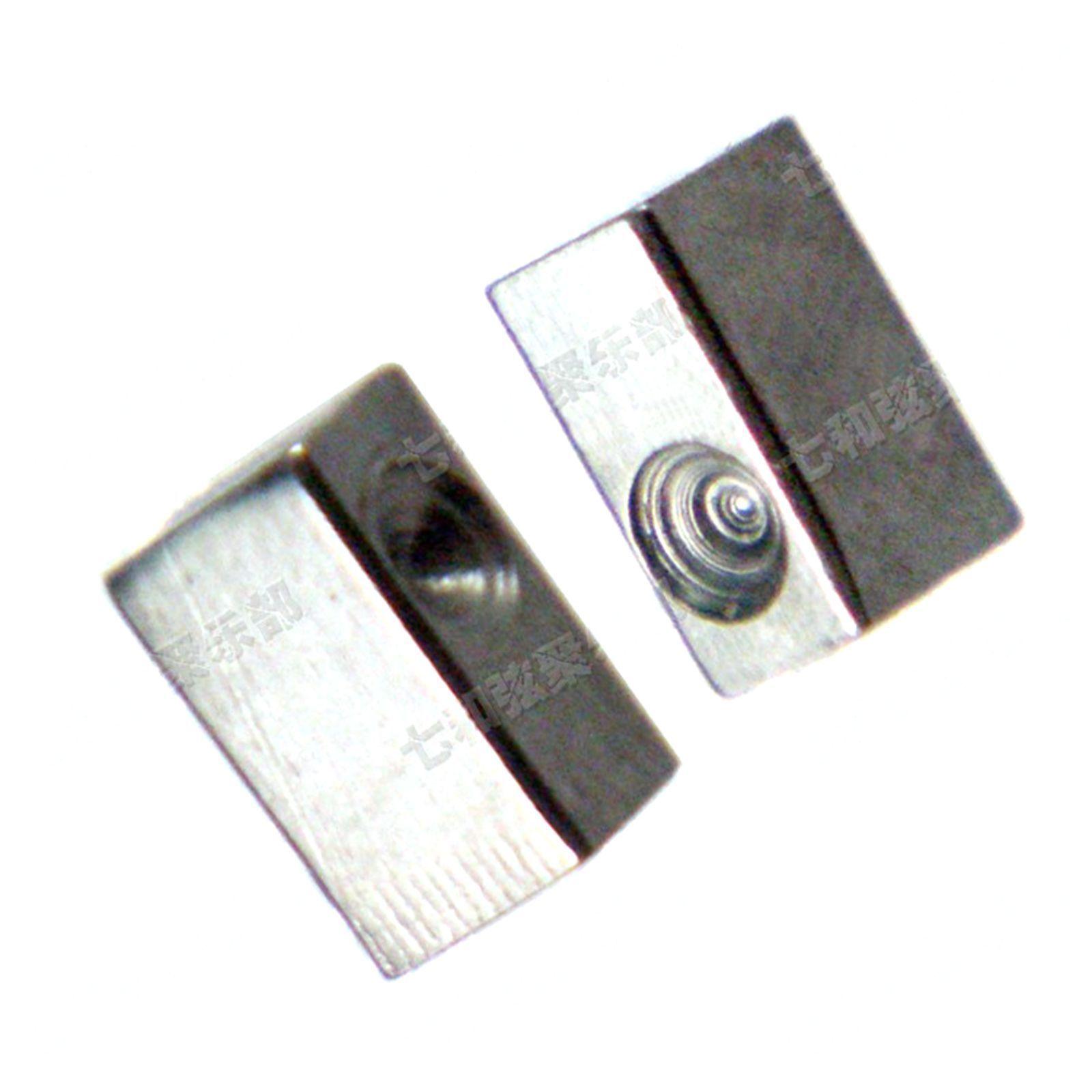 FLOYD ROSE String Lock Insert Block black 6 pcs