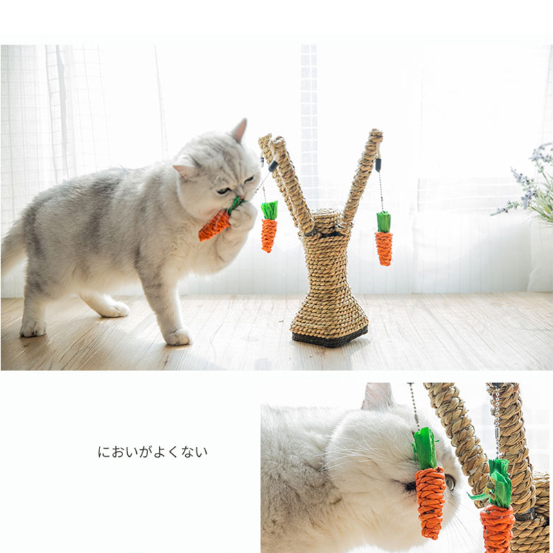 US $9 89 10% OFF|Petshy Cat Toys Interactive Tree Tower Shelves Climbing  Frame Scratching Post Sisal Rope Cat Playing Toy Protecting Furniture-in
