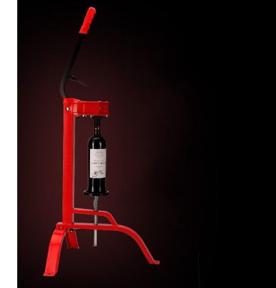 Винная бутылка укупорочная машина посуда бытовые инструменты ручная запаечная машина напитки Магазин Инструменты Пивоварения оборудован