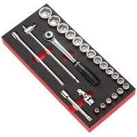 FACOM MODM. S1A Modulo schaum tassen 1/2-in Werkzeugschränke aus Werkzeug bei
