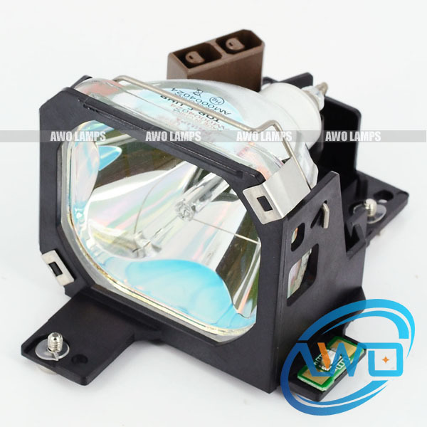 ELPLP07 / V13H010L07 Compatible lamp with housing for EPSON PowerLite 5550C/7550C;EMP-5550  EMP-7550. Projectors