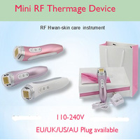 The Best Beauty Salon Home Use Mini Fractional RF Theramge Face Lift Wrinkle Removal Equipment