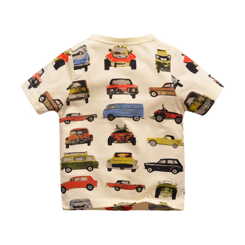 Childrens-T-shirt-Boys-T-shirt-Baby-Clothing-Little-Boy-Summer-Shirt-Tees-Designer-Cotton-Cartoon-1-6Y-ClothesM1-1
