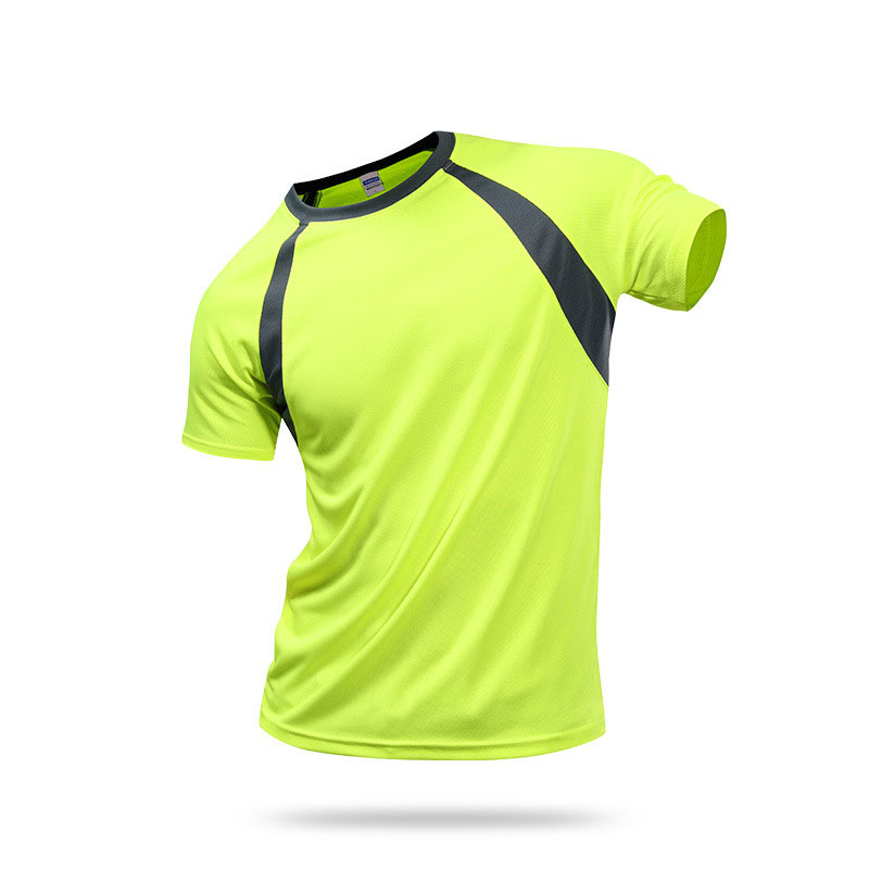Male/Female Outdoor Quick Dry T Shirt Hiking Mountaineering Trekking Tshirt Fishing Running Camping Plus Size Sports Clothing