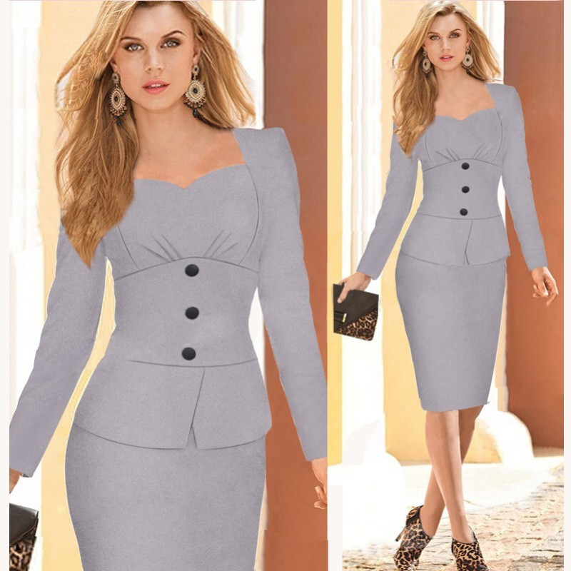 Ladies-Elegant-Business-Suits-Blazer-with-Skirts-Formal-Office-Suit-Work-Female-Uniform-Designs-Career-Pencil