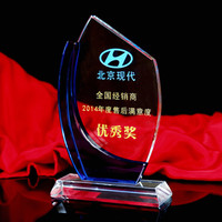 Sports Event Crystal Trophies And Awards Pro Customized Basketball Football Golf Tennis Series Champions Cup Trophy