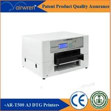 Hot 3d effect t-shirt printing machine dtg printer for t-shirt
