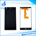 1 piece free shipping replacement repair part 5 inch screen for Huawei Ascend P7 lcd display with touch digitizer