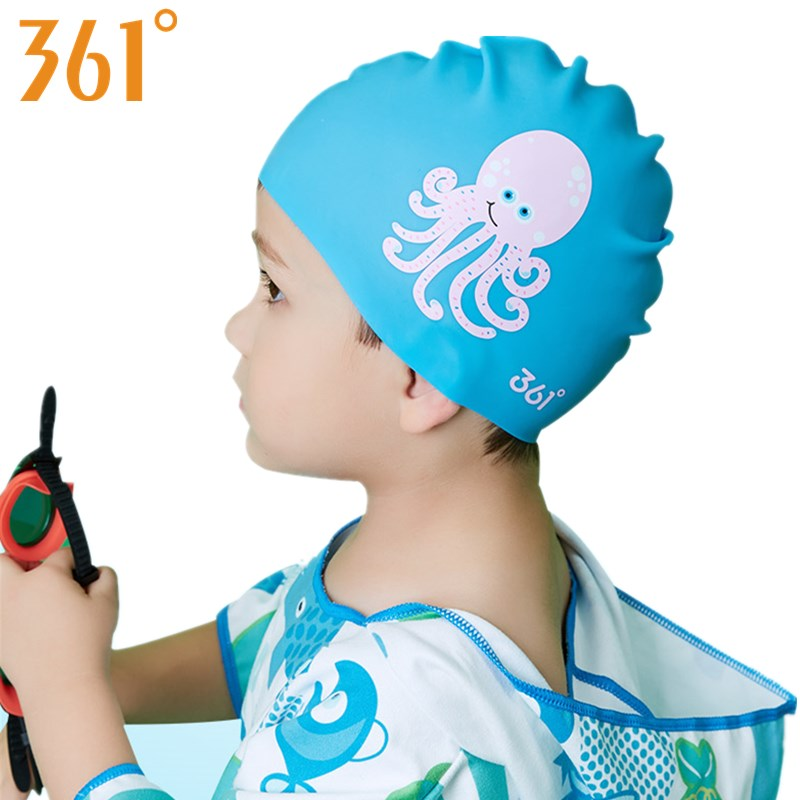 Toddler Girl or Boy  Swimcap