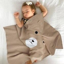 Cobertor do bebê do bebê do bebê do bebê do bebê do bebê dos desenhos animados cobertor do bebê