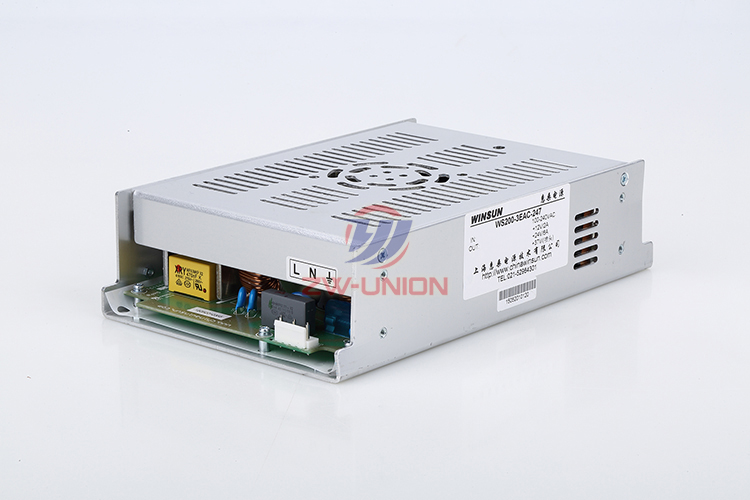 High quality! Galaxy printer 24v 6A power supply WS200-3EAC-247 for galaxy ud-2512lc printer spare playstation 3 power supply orignal sony part high quality aps 226
