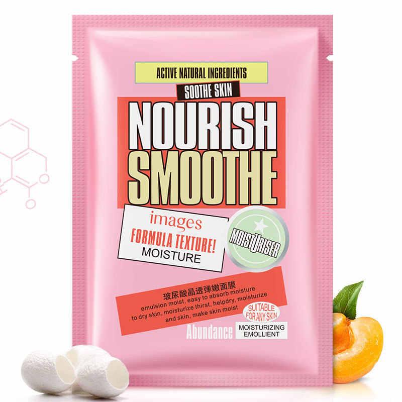 ヒアルロン酸サプリメントフェイシャルマスク植物化粧品スキンケア美容保湿オイルコントロールにきびフェイス C