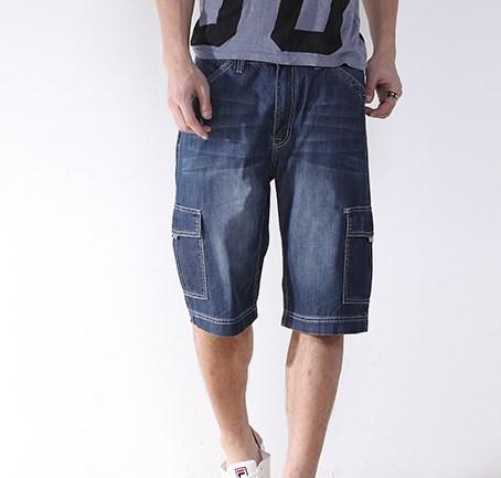 Popular Mens Denim Cargo Shorts-Buy Cheap Mens Denim Cargo Shorts ...