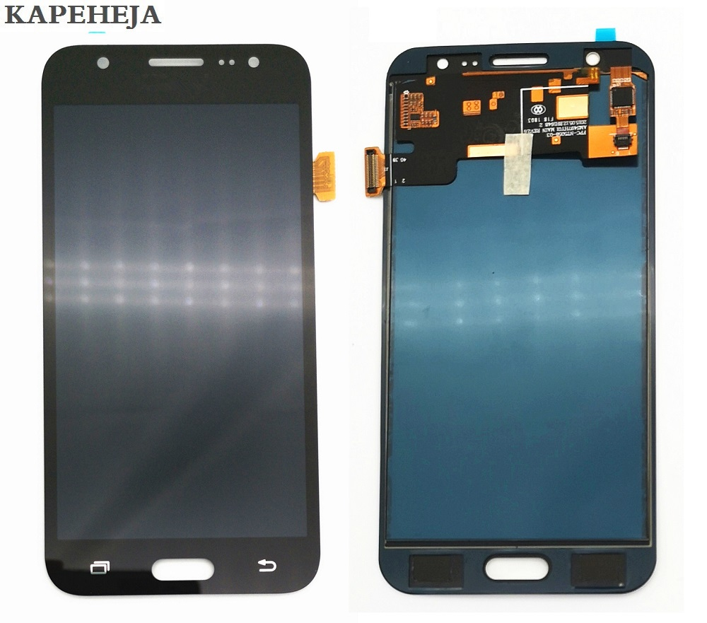 Can adjust brightness LCD For Samsung Galaxy <font><b>J5</b></font> 2015 <font><b>J500</b></font> J500F J500FN J500M J500H LCD Display Touch Screen Digitizer Assembly image
