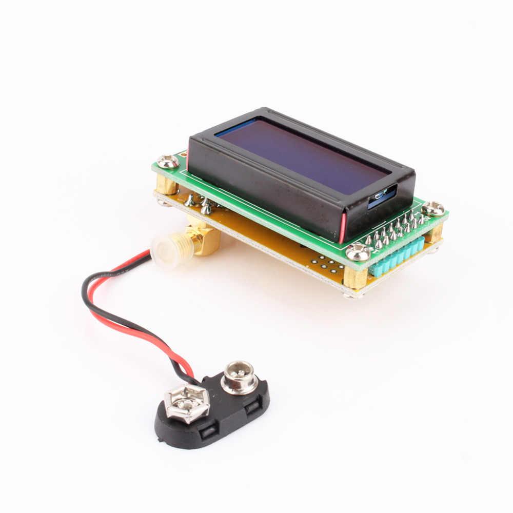 1-500 MHz عداد التردد اختبار التردد قياس 0802 شاشة الكريستال السائل القراءة تردد متر أداة قياس أدوات