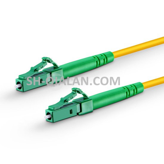 Image 5 - QIALAN 10m (33ft) LC APC to LC APC Fiber Patchcord Simplex 2.0mm G657A PVC(OFNR) 9/125 Single Mode Fiber Patch Cable-in Fiber Optic Equipments from Cellphones & Telecommunications