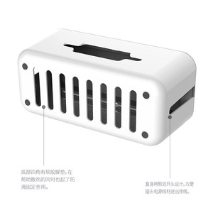 Image 5 - ORICO CMB กล่องป้องกันสาย Winder Manager Power Strip สำหรับอะแดปเตอร์/สายชาร์จ/เครือข่าย USB HUB กล่องการจัดการสาย