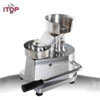 ITOP Manual Hamburger Burger Press Patty Meat Patties Meatball Shaping Machine 100mm 130MM