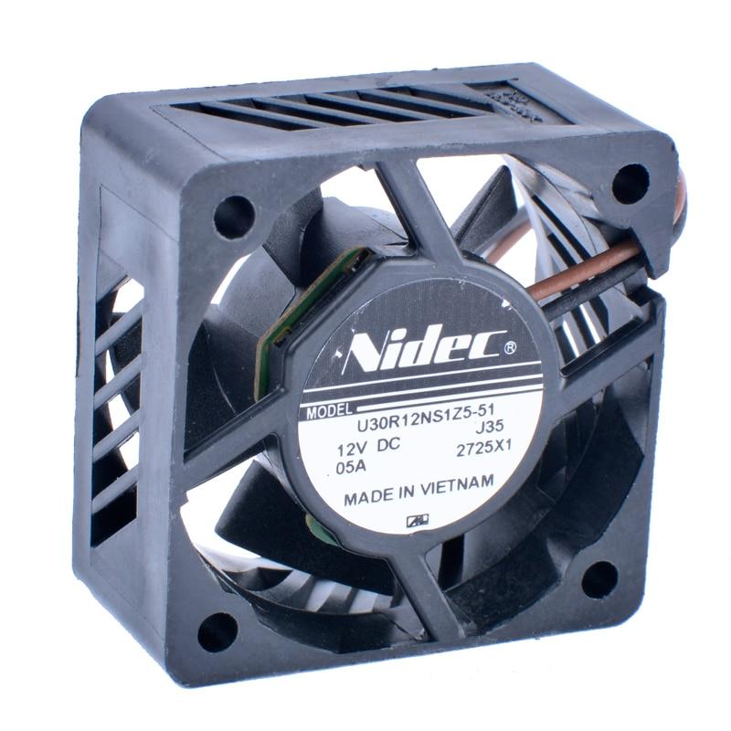 COOLING REVOLUTION U30R12NS1Z5-51 3015 30mm Fan 30x30x15mm 12V 0.05A 3cm Projector Mini Fan