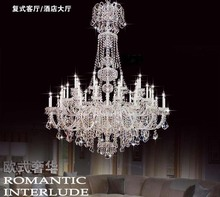 Buy bohemian crystal chandelier and get free shipping on modern big chandelier lamps indoor chandelier for the kitchen home lighting decoration bohemian crystal chandelier with mozeypictures Image collections