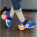 2016 Wheel for Children Shoes Arrival Children Shoes with Wheel Flash Luminous Wheel Light Roller Shoes for Kids Z0R