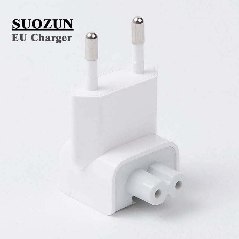 SUOZUN Adapter Charger Laptop Power Adapter US Plug EU Plug UK Plug AU Plug Adapter For Ipad For Iphone For Mac Air Book