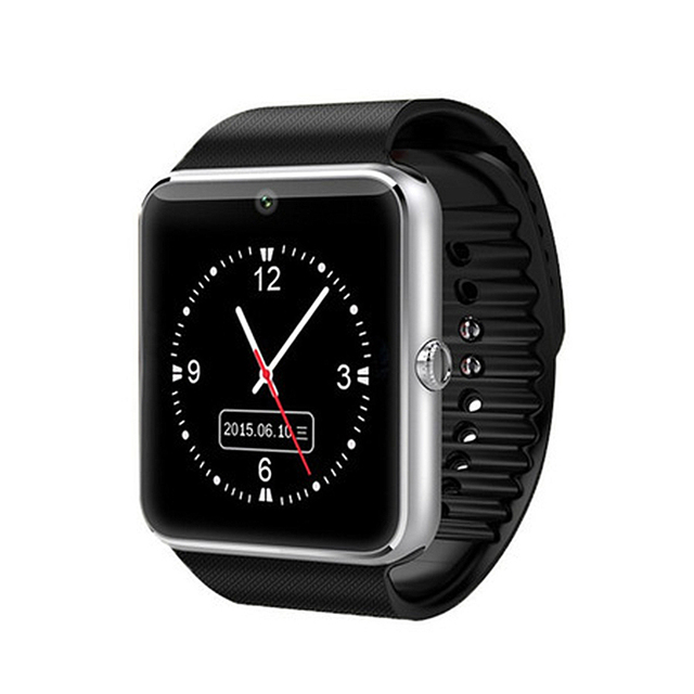 New Bluetooth Smart Watch Smartwatch Support Remote Camera Independent Call Text Message Push Anti-lost Phone Video Recording
