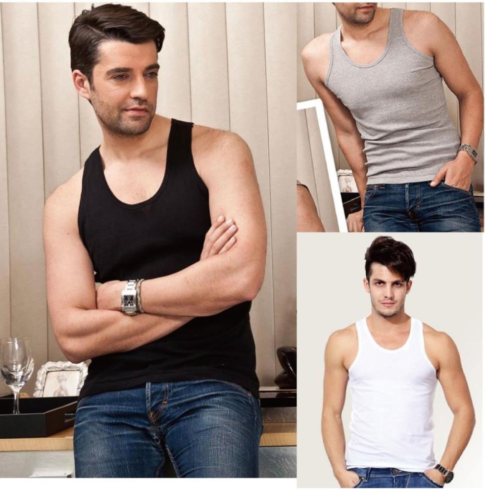 Aliexpress.com : Buy Men Tops Quality 100% Cotton A Shirt Wife ...