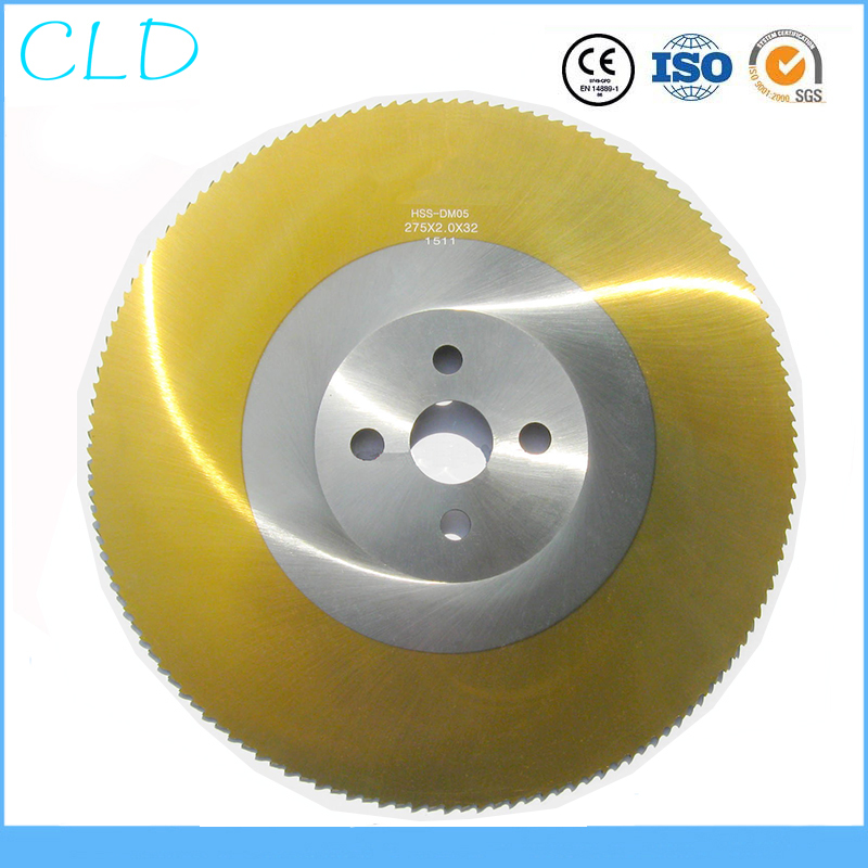 Make In China Durable Circular Saw Blade For Metal Pipe Cutting Machine