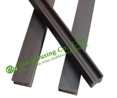 WPC Decking For House Decoration, Waterproof  & Wear-resisting WPC Decking Floors,wood Plastic Composite Wpc Decking For Balcony