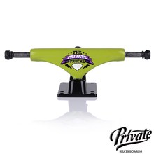 "Skateboard Trucks Private Skateboard Truck 5"" Aluminum Skate Trucks For 7.5"" 8"" Skateboards Decks"