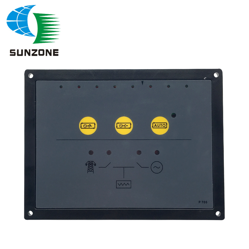 705 Auto Start Generator Control Module/ Auto Transfer Switch P705 For ATS Genset купить в Москве 2019