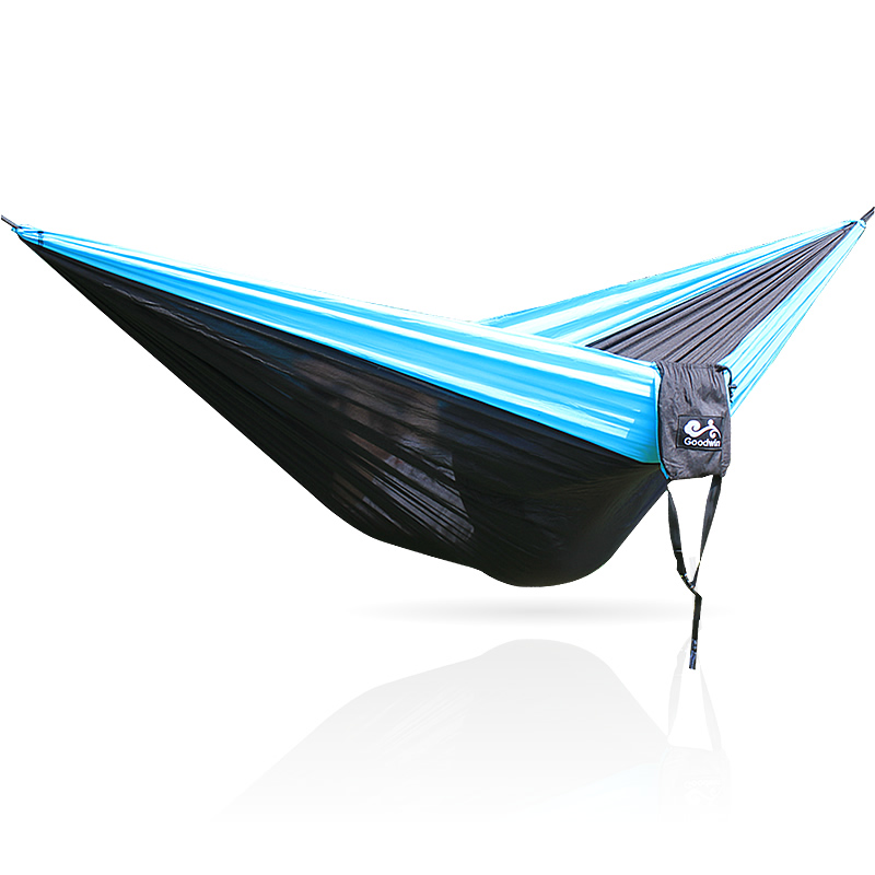 Hammac Ultra-large parachute Hammocks Outdoor Camping Hamac 2 people portable parachute hammock outdoor survival camping hammocks garden leisure travel double hanging swing 2 6m 1 4m 3m 2m
