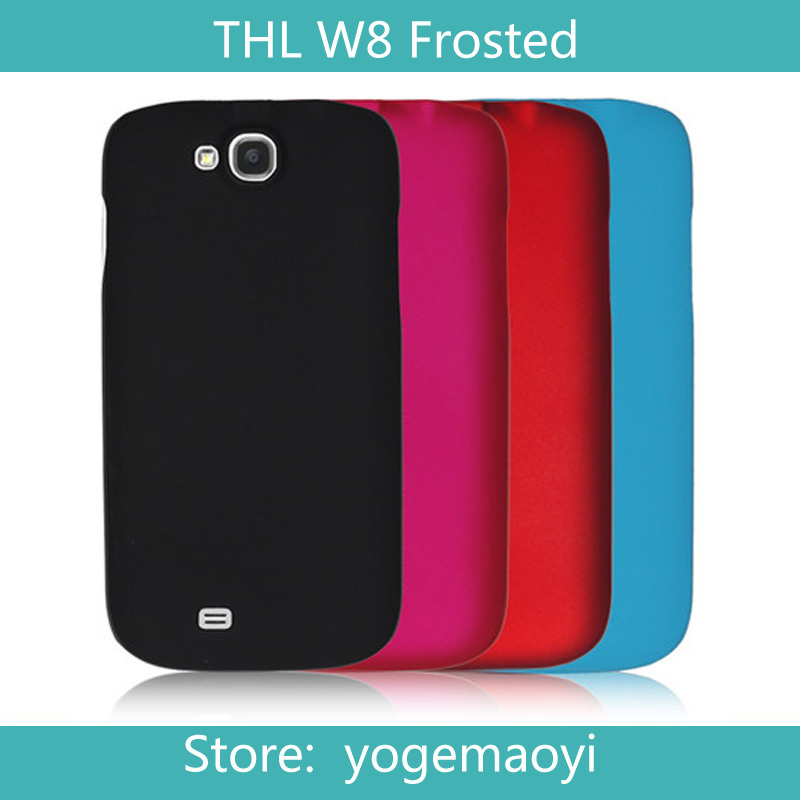THL W8 phone case W8s cover original matte frosted cover+ Touch Stylus - yogemayi store