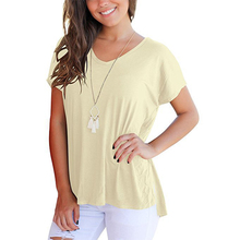 52224e7a3fcc4 Buy front slit top t shirt and get free shipping on AliExpress.com