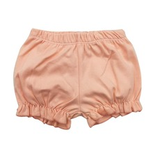 Summer Short Fille Cotton Ruffle Baby Shorts Knitting Toddler Girls Shorts Kids Baby Girl Casual Short Pants Kids Clothes цены онлайн