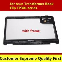 13,3 дюймовый сенсорный экран дигитайзер стеклянная панель для Asus TP301 TP301U TP301UJ TP301UA TP301UJ-C4011T