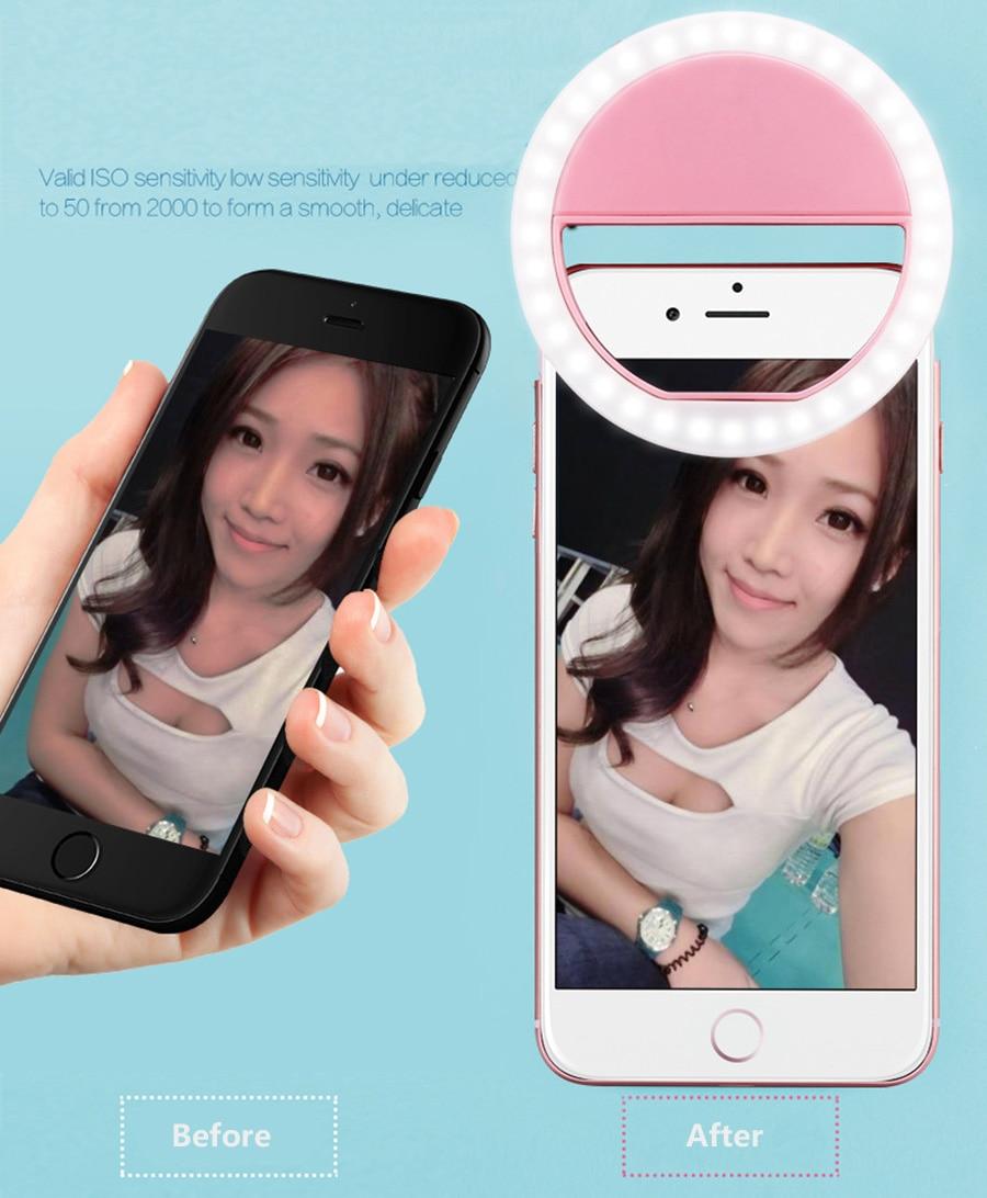 Montagem para iPhone Xiaomi Smartphones com Remoto Bluetooth