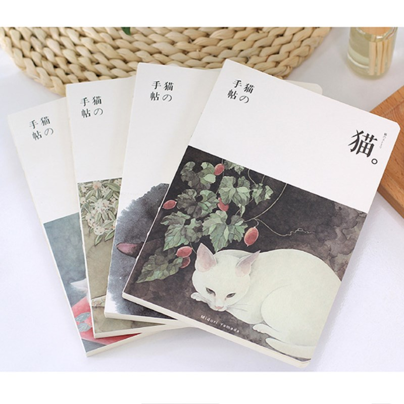 1PC Watercolor Painting Notebook Blank Vintage Sketchbook Diary Drawing Painting 80 sheet Notebook Office School Supplies Gift недорго, оригинальная цена