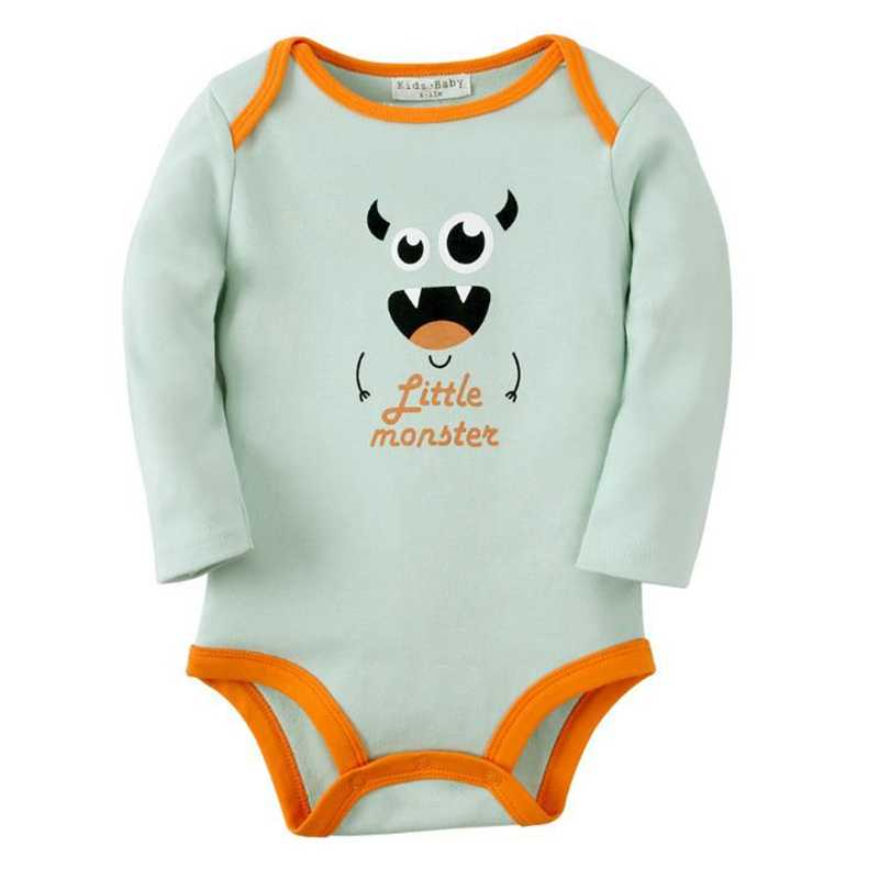 b480e72bb Newborn Baby Clothes Infant Baby Clothing Boys Girls Winter Baby Rompers  Cute Birthday Wear bebe manga