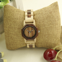 Women Luxury Wooden Watch