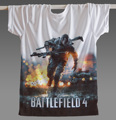 New 2017 field 4  strong engine showgirls 4 personality Battlefield hoodie T-shirt play clothes Battlefield