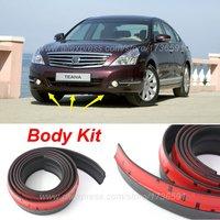 For Nissan Teana J31 J32 L33 / Car Bumper Lip Deflector Lips / Body Kit / Side Strips / Front Spoiler Skirt / Car Tuning View