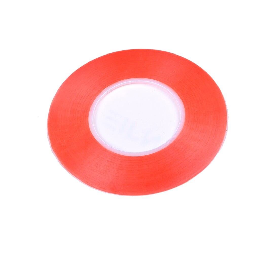 Cinta adhesiva de doble cara PET acr/ílico transparente Cinta adhesiva de doble cara Cinta de doble cara resistente al agua y resistente al agua