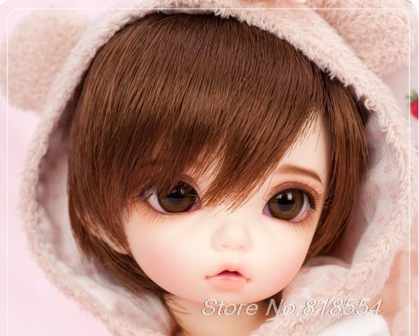 1/6 Bjd doll lovely DIY littlefee sd bjd male bb dolls for girls free eyes and makeup bjd dolls for sale Free shipping