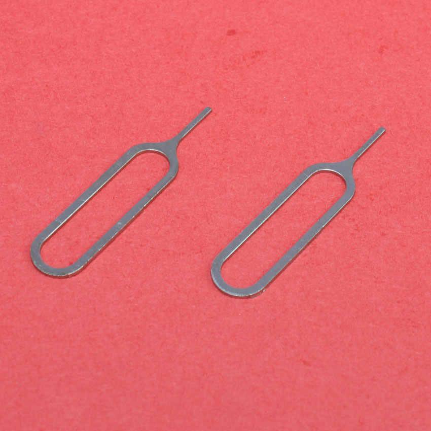 Sim Card Tray Remover Eject Ejector Pin Sleutelhanger open Tool voor iPhone 7 4 s 5 5 s 5c 6 6 s plus voor iPad voor SamSung xiaomi TL-071