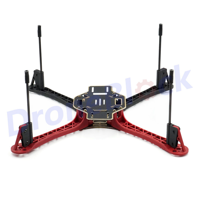 Upgraded F450 Quadcopter Frame Kit Drone Long Landing Gear APM Pixhawk PCB  Frame Board Glass Fiber Multirotor Multicopter