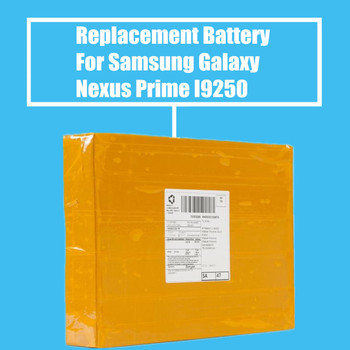 New Arrival 10Pcs/Pack 1750mah Replacement Battery for Samsung Galaxy Nexus Prime I9250 I515 High Quality