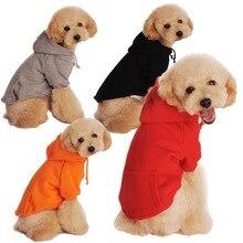 Casual Fleece Sweatshirt / Hoodie for Dogs and Cats